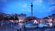 Trafalgar Square, London video
