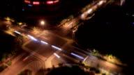 Traffic Flow - Time Lapse video