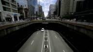 Traffic in Av. Paulista video