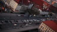 Traffic in Berlin - Time Lapse video