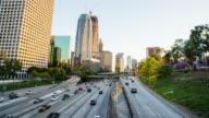 T/L 8K Traffic in Los Angeles video
