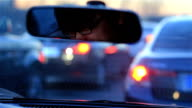 traffic jam video