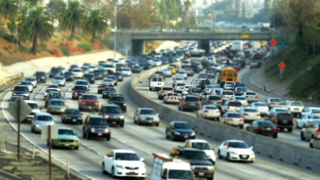 traffic jams video
