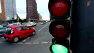 Traffic Light with Audio video