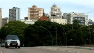 Traffic Porto Alegre City video