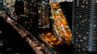 Traffic Time-Lapse HD - Stock Video video