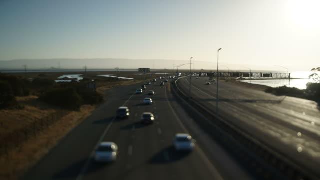 Traffic Under The Bridge video