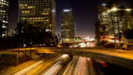 TIME LAPSE: LA Traffic video