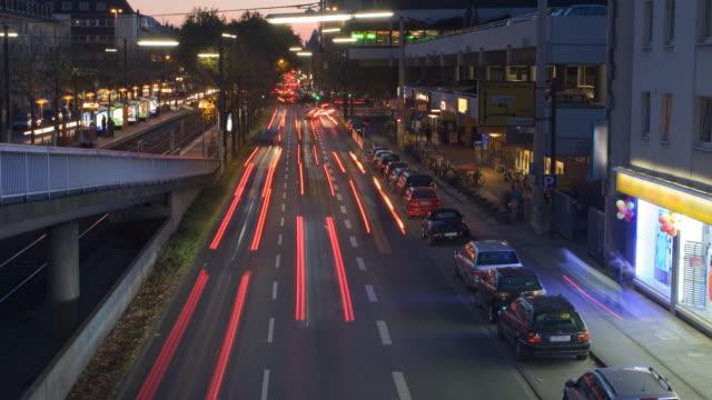 Traffic video