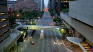 LA Traffic_A Time Lapse video