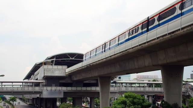 Train Arrives video