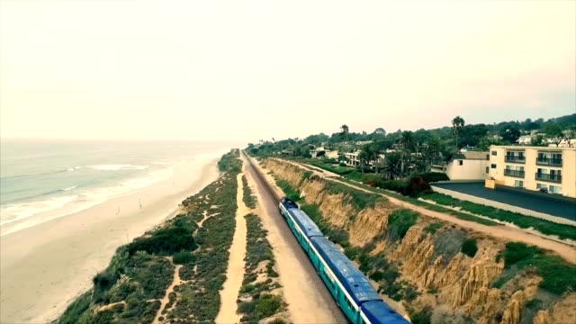 Train in Del Mar video