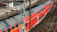 Train in Germany video
