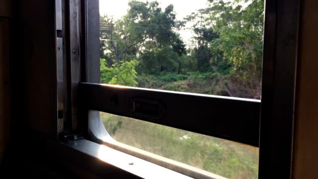 Train in Thailand video