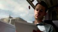 Train paperwork video