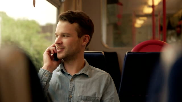 Train phone call 2 video