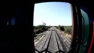 train ride trough cooper canyon, chihuahua, mexico video