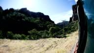 train ride trough cooper canyon, mexico video