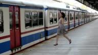 train station video