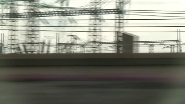 Train Window video