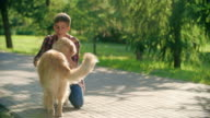 Training an Obedient Dog video
