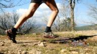 Training for marathon video