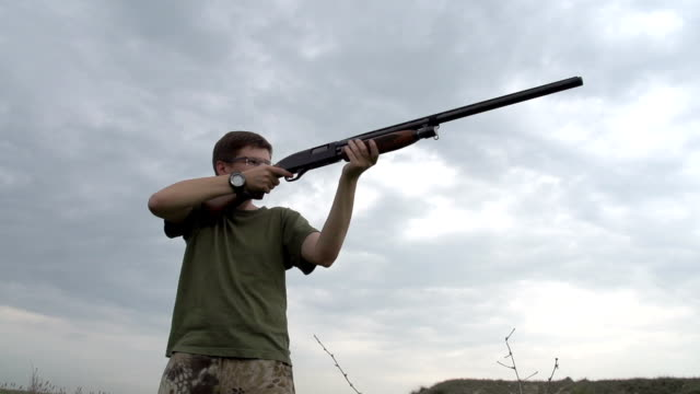 Training in Shooting video