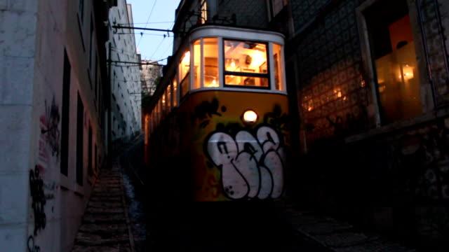 Tram in Lisbon video