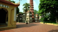 Tran Quoc Pagoda, Hanoi video