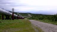 Trans-Alaskan Pipeline video