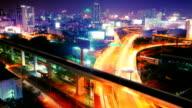 Transportation in big city video