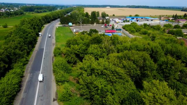 Transportation In Industrial Area video