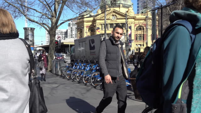 Transportation in Melbourne Australia video