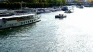 Transportation in  River Seine video