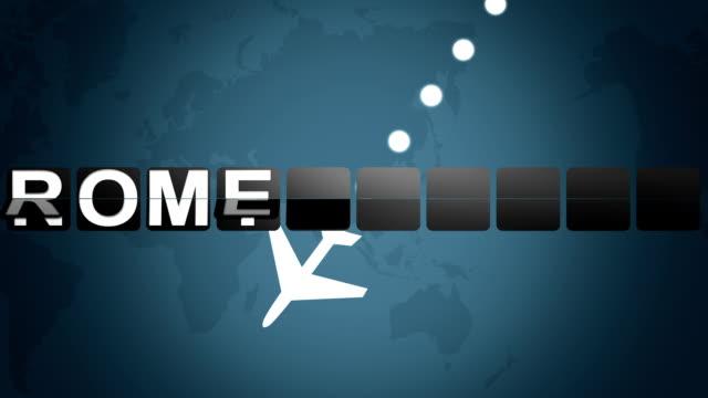 Travel Background video