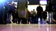 Travel Departures. HD video