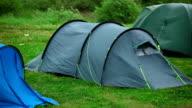 Travel tent video