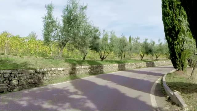 Travelling in Chianti video