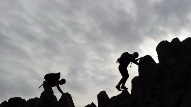 Traversing Mountain Ridge video