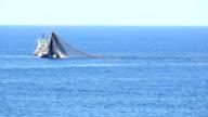 Trawl Fishing Boat 02 video
