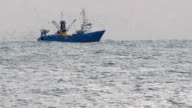 trawler fishing in the haze video