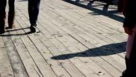 Tread On Feet video