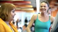 Treadmill Jogging video
