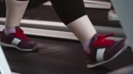 Treadmill Walking video