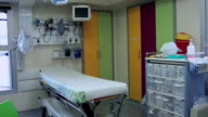 Treatment roomin hospital video