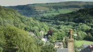 Tree Covered Calder Valley video