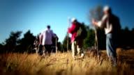 Trekking video