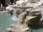Trevi Fountain in Rome video