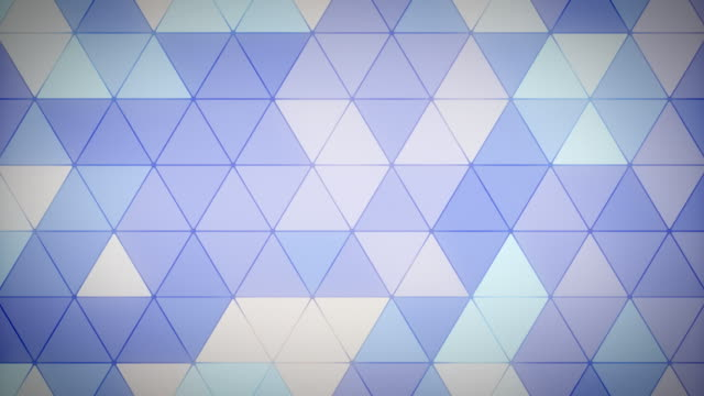Triangle Polygon Loop 09 Lavender video