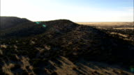 Trinchera And Duran Mesas  - Aerial View - New Mexico,  Quay County,  United States video